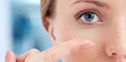 Contact Lens Therapy